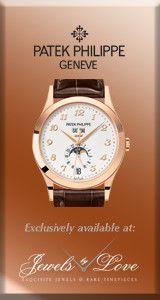 Jewels by Love Sidebar 160x300  -Patek 2 - Shopping