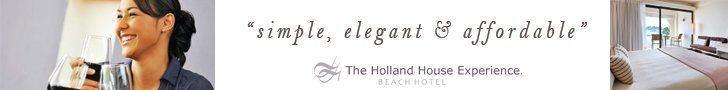 Holland House Beach Hotel Header 728x90 - Accommodations