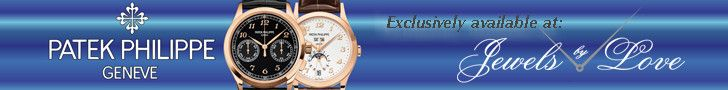 Jewels by Love Header 728x90 Patek Blue - Shopping