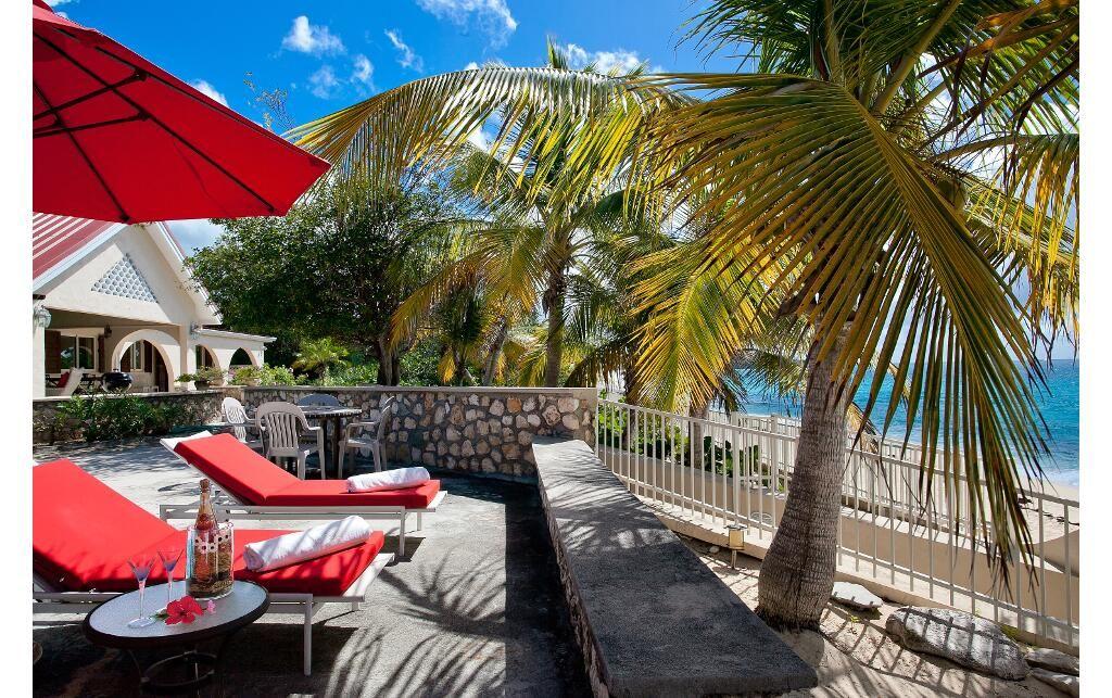 Baie Longue Beach House 3 Bedroom Villa 0
