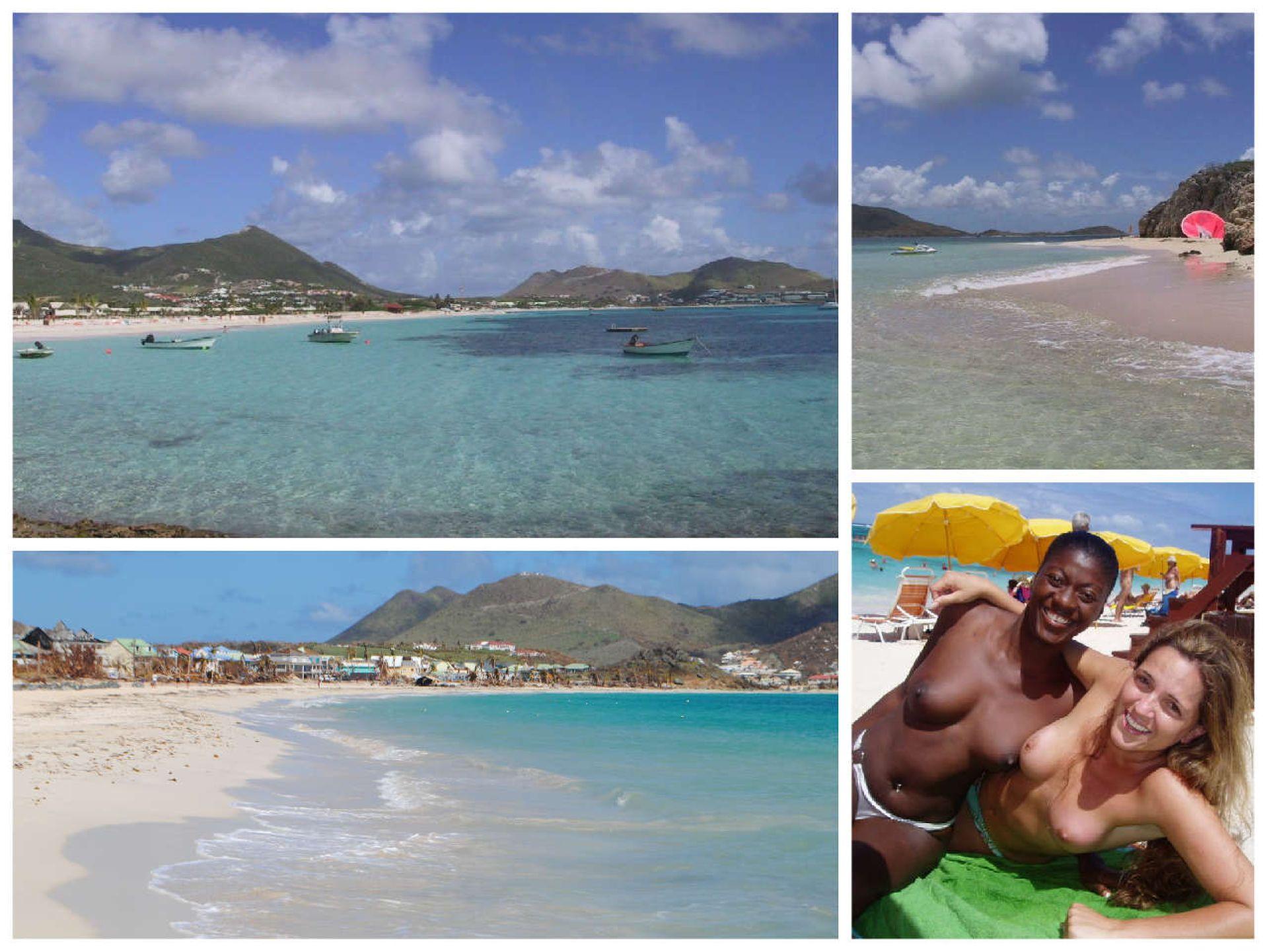 Saint Martin Saint Barth Caribbean Gay Nude Catamaran Cruise
