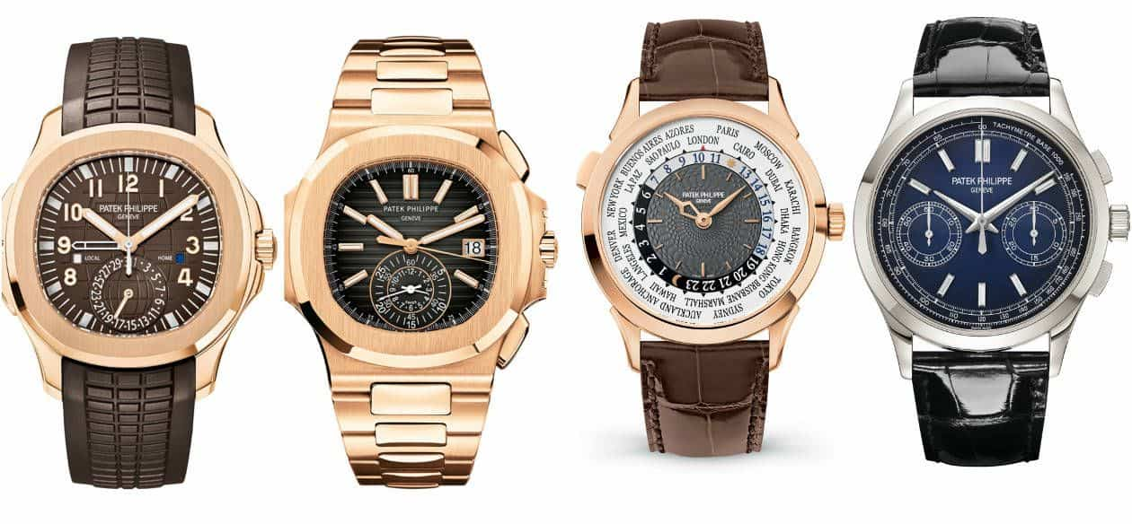 jeweles by love st martin patek philippe collage 2